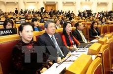 Vietnam recognised as active, responsible member of IPU: official