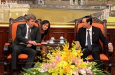 Hanoi enhances cooperation with Argentina
