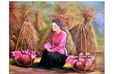 Painting exhibition celebrates Women's Day