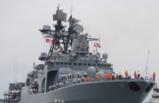 Russia provides military equipment for Philippines
