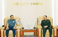 Vietnam, Indonesia to further defence strategy studies cooperation