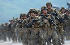 Thailand announces joint drill with US