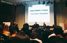 Vietnamese screenwriters attend Busan Film Fest