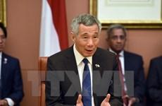 Singaporean Prime Minister visits US
