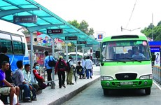 HCM City to build new bus terminal
