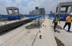 HCM City's first metro tunnel to be completed by end of October