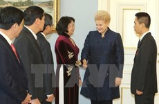 Vietnam, Lithuania pledge to reinforce ties