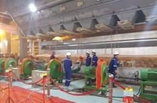 Float glass plant opens in Ninh Binh