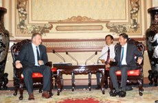 HCM City, Belarus seek cooperation in public transport