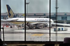 Singapore Airlines signs 13.8-mln-USD order with Boeing