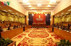 Cambodian constitutional council approves changes of election laws