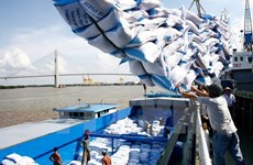 VFA hikes rice export target on strong demand