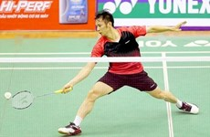 Vietnamese badminton star to compete in French Open