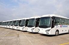 Buses delivered to serve APEC 2017