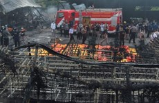 Indonesia: fireworks factory explosion kills 47 people