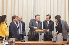 HCM City, Brazil's Maranhao state boost economic cooperation