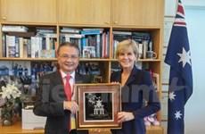 Vietnam, Australia strive to lift bilateral ties to new height