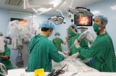 Robotic surgeries save 222 cancer patients