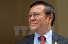Cambodia Supreme Court to hear opposition party dissolution on Nov. 16