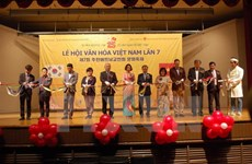 Vietnam cultural festival in RoK bonds two peoples