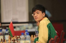 Vietnamese grab world rapid chess events
