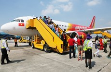 Vietjet's pre-tax profit hit 131 million USD in nine months