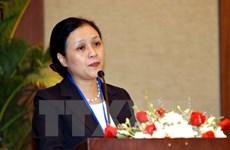 Vietnam highlights women's role in realising development goals