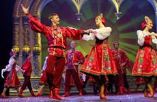 Art programmes to celebrate 100th anniversary of Russia October Revolution