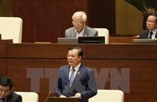 Socio-economic matters dominate parliament session