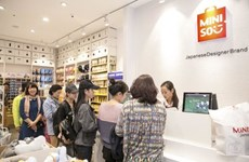 Japan's Miniso brand to expand outlets in Vietnam