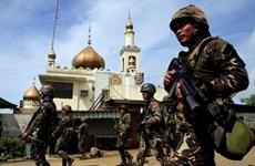 Philippine police arrest Indonesian militant in Marawi