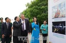 Photo exhibition highlights Vietnam-Russia friendship