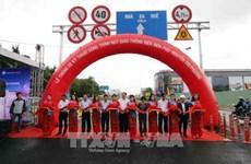 Da Nang opens traffic to tunnel ahead of APEC 2017