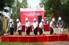 Novaland builds bridges in Dong Thap
