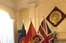 UK highly appreciates economic, trade cooperation with Vietnam