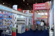 Vietnamese exhibitors take part in Havana Int'l Fair