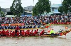 Boat race opens within Ok Om Bok Festival