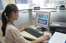 Customs clearance payments to go online