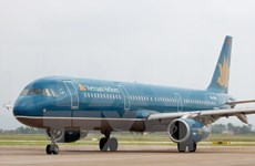 Vietnam Airlines cancels 10 flights due to Typhoon Damrey