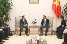 Deputy PM greets Chinese Deputy Minister of Public Security