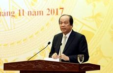 Gov't talks development mechanisms for HCM City: press conference