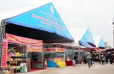 Vietnam-China trade fair opens in Lang Son