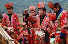 Dao ethnic group's maturity ritual seeks international recognition