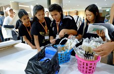 Thai ministry awards winners of energy conservation drawing contest