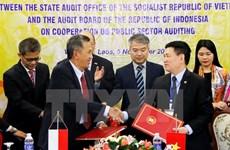 Vietnam, Indonesia step up audit cooperation