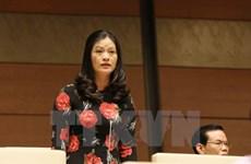 Lawmakers discuss crime combat on November 6