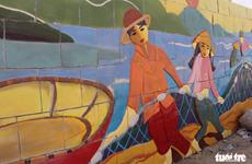 Da Nang: Ceramic mosaics to liven up APEC 2017 leaders' week