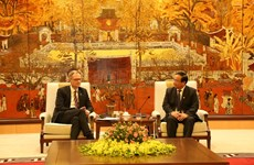 Finnish firms ready to partner Hanoi in clean water, energy sectors