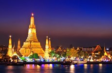 Thailand eyes 3 trillion BHT tourism revenue