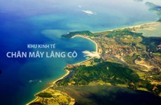1.76 billion USD invested in Chan May-Lang Co economic zone